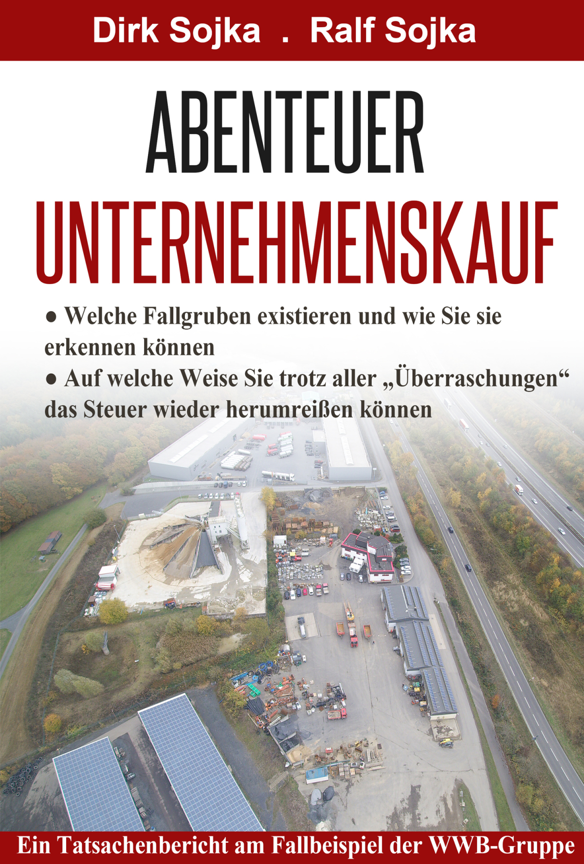Abenteuer Unternehmenskauf Ebook Cover